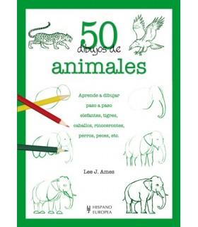 Aprende a Dibujar 50 Animales