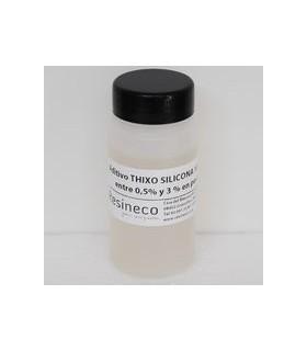 Aditivo Tixotrópico para silicona THIX 500Gr.