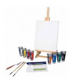 Combi Set ArtCreation acrílico essentials