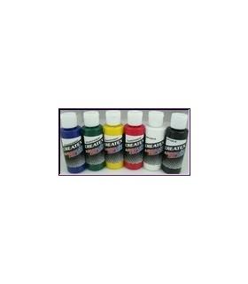 Kit pintura createx primarios tienda venta online