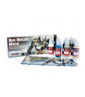 Set Non Metallic Metal Game Color 72212