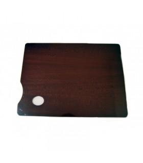 Paleta rectangular madera 30x40 barnizada