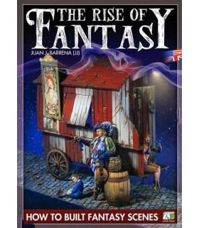 Libro The Rise of Fantasy by Juan J. Barrena (JJ)