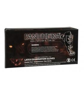 Guantes Panthera negros