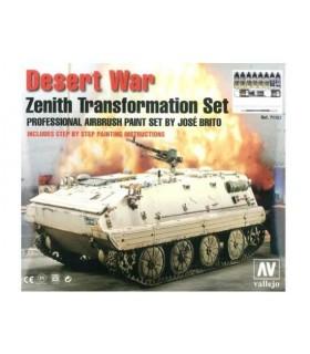 Set Model Air Vallejo Desert War 71153