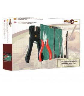 Kit herramientas modelismo nº1 Afizón 1600001