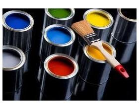 Pinturas y tintes para resinas