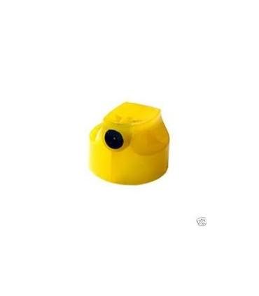Skinny Montana Yellow Cap