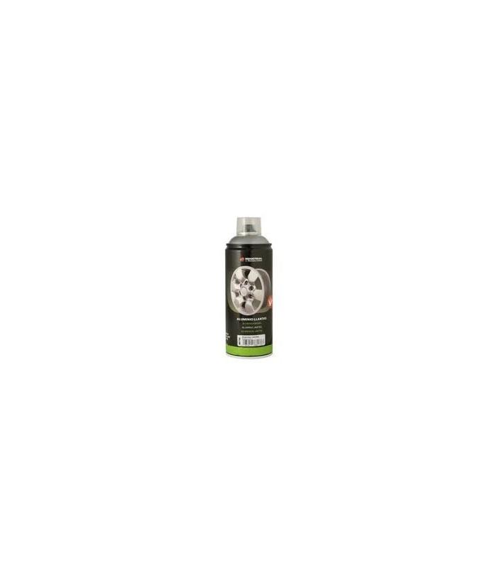 Spray Acrílico Montana Aluminio Llantas 400ml.