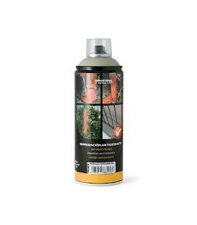 Spray Montana Imprimación Antioxidante Roja 400ml