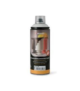 Spray Montana Fondo Mate Blanco 400ml.