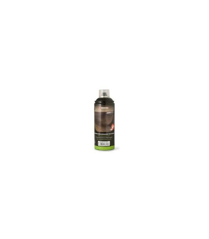 Spray Montana Parachoques Texturizado Negro 400ml.