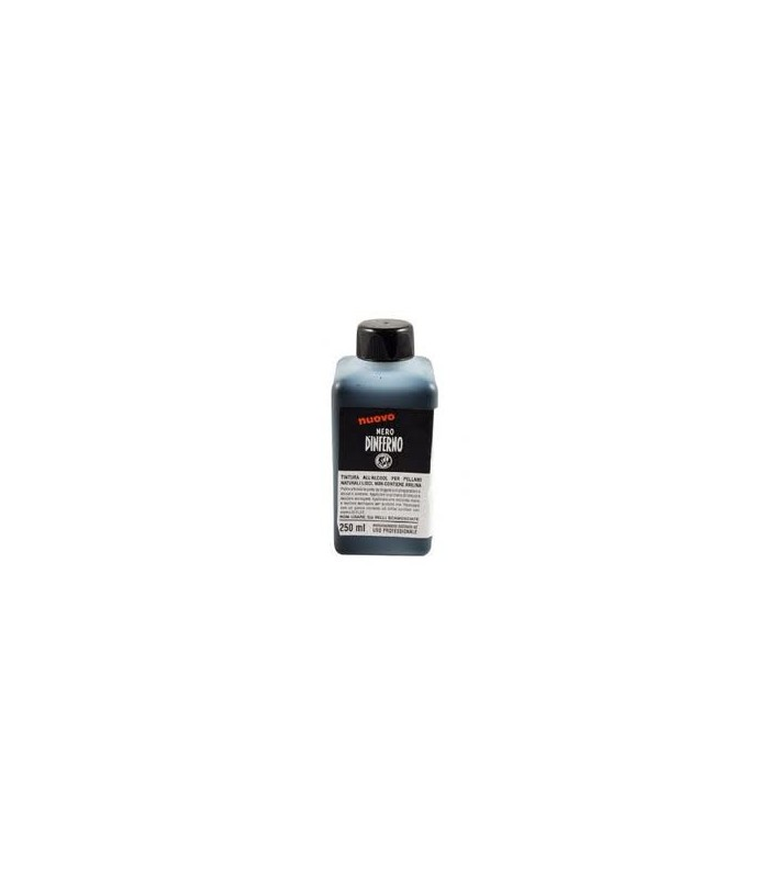 Tinta Nero D'Inferno Negro 1000ml.
