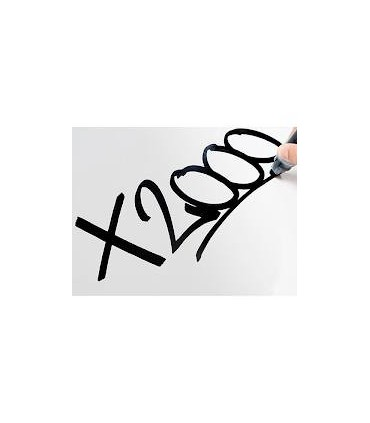 Tinta T-2000 250ml. varios colores