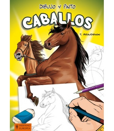 Dibujo y Pinto Caballos