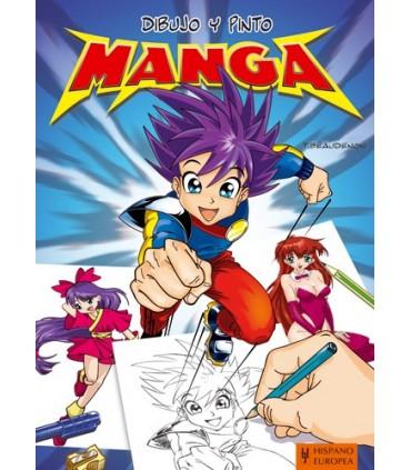 Dibujo y Pinto Manga