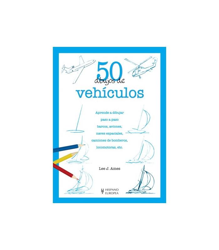 Aprende a Dibujar 50 Vehiculos