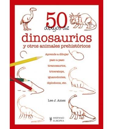 Aprende a Dibujar 50 Dinosaurios