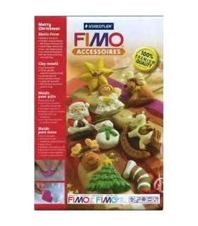 Molde FIMO merry Christmas