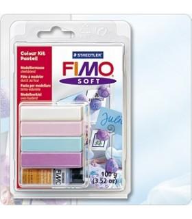 Set Fimo Soft Pastel 8025-01 L2