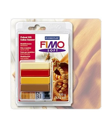 Set Fimo Soft indian summer 5028-02 L2
