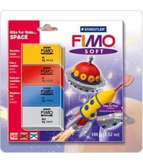 Kit inciación Fimo cohetes 8024-44