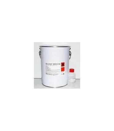 COLOR BLANCO - Formato 5 kg, incluye 100 gr de catalizador (Per?xido de MEK)
