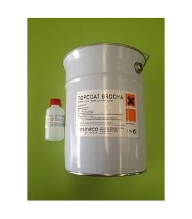KIT TOPCOAT ISO BLANCO 5 KG
