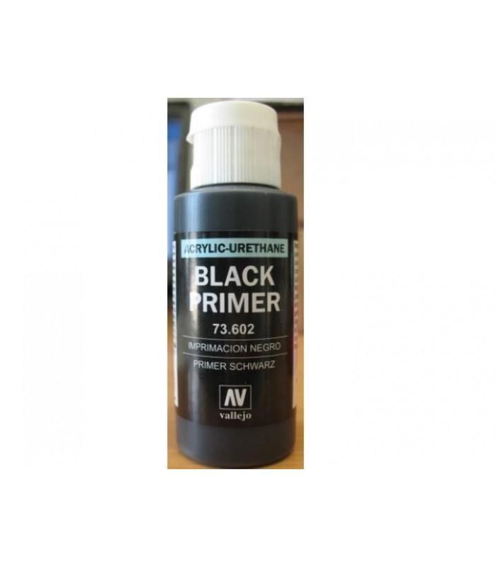 73602 Imprimación negra acrilcos vallejo 60ml