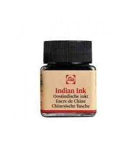 Tinta China Indian Ink 11ml. Talens