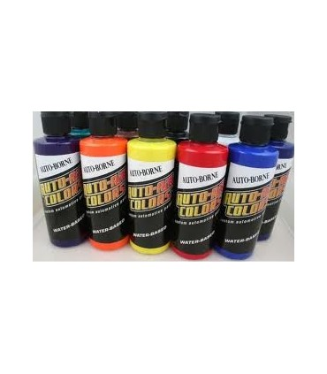 "Kit ""Fuego Real"" Auto Air Colors"