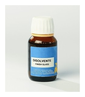 Disolvente Finish Glass 50ml.