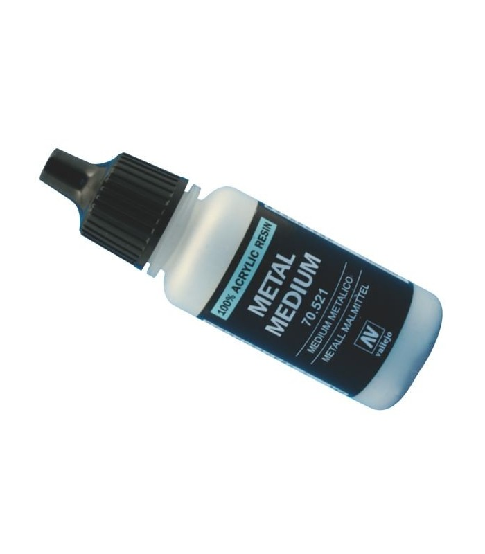 70521 Medium metalico Vallejo 16ml