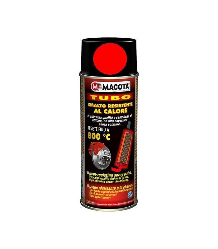 Spray anticalorico Macota 400ml Rojo