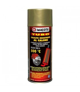 Spray anticalorico Macota 400ml Oro