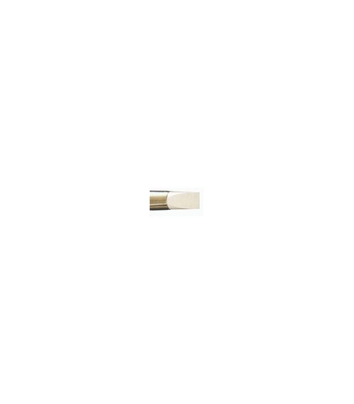 Pincel Gum Shaper Blanco nº 6 plano