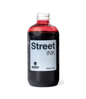 Tinta MTN STREET red 250ml.