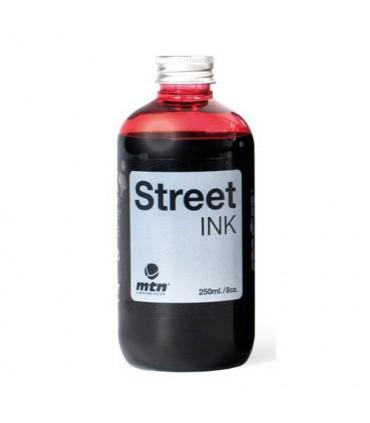 Tinta MTN STREET red 250ml.