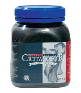 Grafito en polvo Cretacolor 150gr