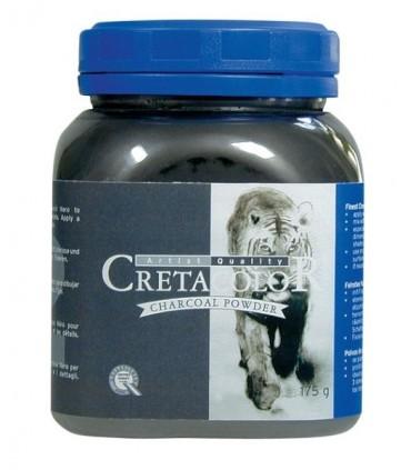 Carboncillo en polvo fino 175gr Cretacolor