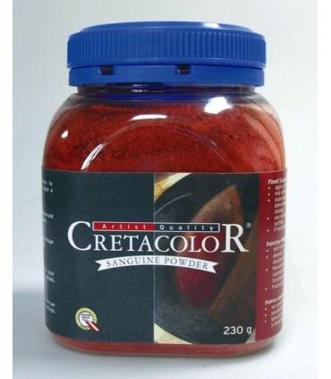 Sanguina en polvo 230gr Cretacolor