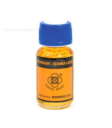 Goma laca Mongay 125ml.