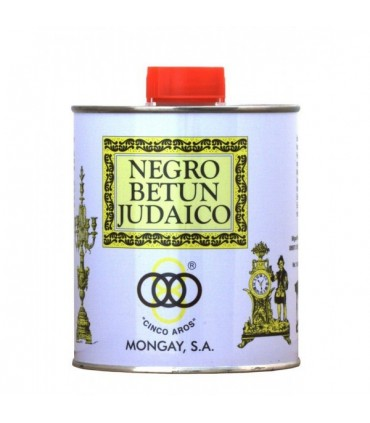 Negro Betun Judaico Mongay 500ml