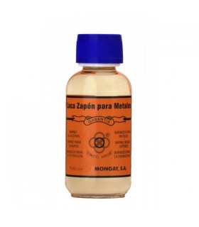 Laca zapon para metales Mongay 250ml.