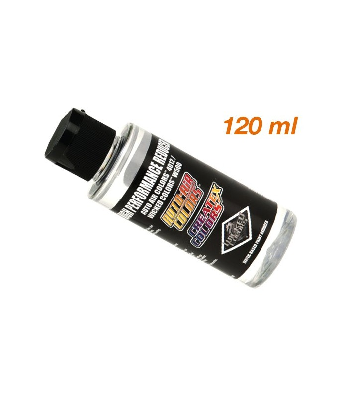 High performance reducer Autoair 120ml