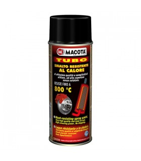 Spray anticalorico Macota 400ml Negro