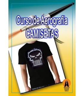 CURSO AEROGRAFIA CAMISETAS
