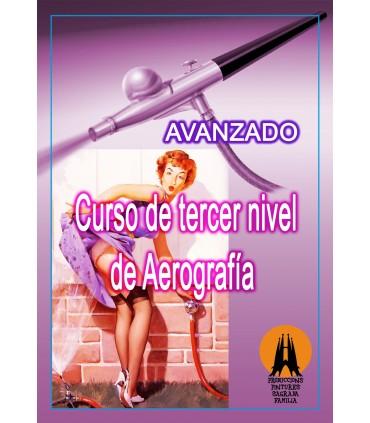 CURSO AEROGRAFIA 3er NIVEL