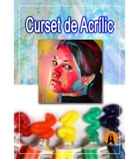 CURSO ACRILICOS
