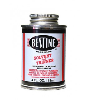 Bestine Solvent and thinner 118ml